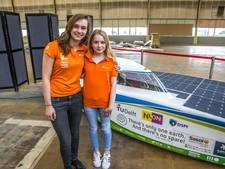 Studenten bouwen in geheim aan Solar-wagen in Zwolle