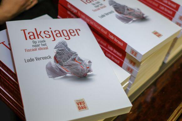 Het boek Taksjager.