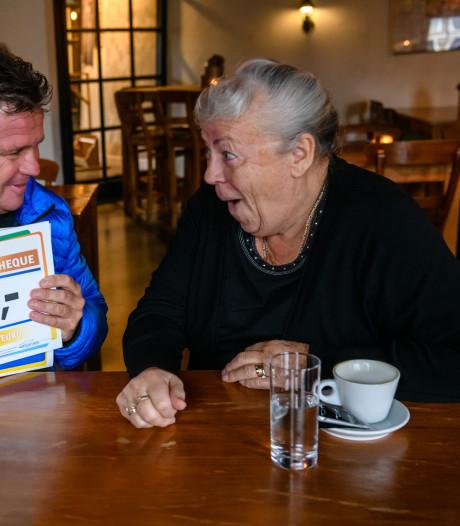 Wolter Kroes verrast Ans uit Bodegraven met 25.000 euro