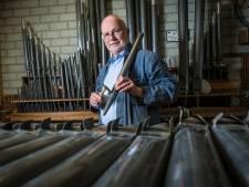 Orgelman Jan Koelewijn uit Heerde wordt Officier in de Orde van Oranje Nassau