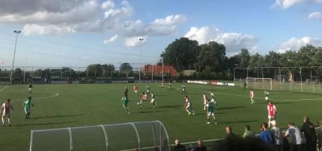 Ajax winnaar bij Veluwade na zege tegen VVOG