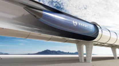 Europese hyperloop weer stapje dichterbij: grote bedrijven stappen mee in project