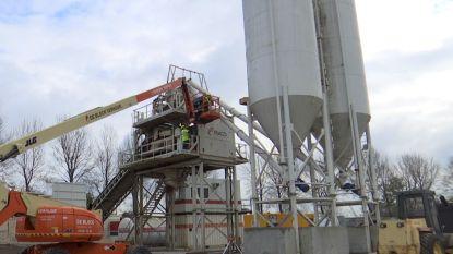 """Lantis bouwt betoncentrale op Oosterweelwerf: """"30.000 vrachtwagens worden zo van de weg gehaald"""""""
