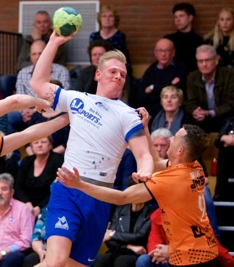 Handballer Michielsen uit Breda genomineerd voor beste speler