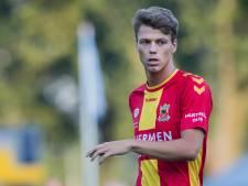 Oud-GA Eagles verdediger Swart vindt nieuwe club in derde divisie