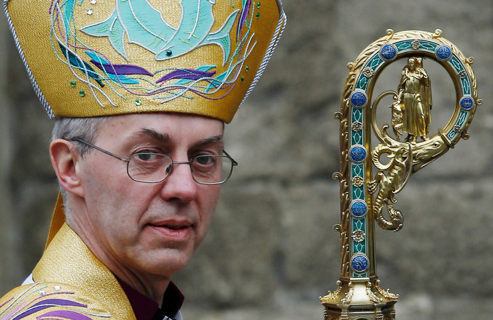 Justin Welby.