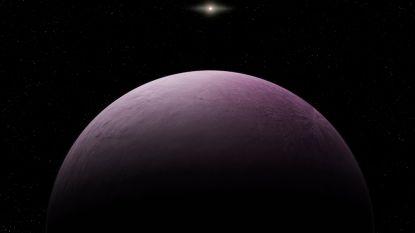 Wetenschappers ontdekken verste object ooit in ons zonnestelsel: de rozige dwergplaneet 'Farout'