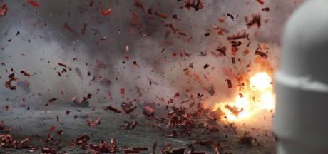 Bijna 3000 euro aan vuurwerkschade in de gemeente Eersel