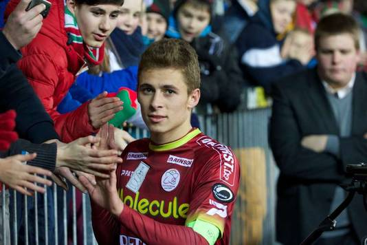 Thorgan Hazard.