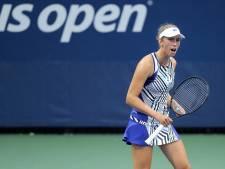 Elise Mertens, battue par Victoria Azarenka, quitte l'US Open en quart de finale