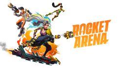 GAMEREVIEW. 'Rocket Arena': overal raketten en een review die twee keer herschreven werd