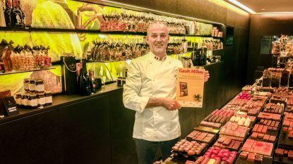 Ieperse pralinemaker Alain Grimonprez is bij beste chocolatiers van het land