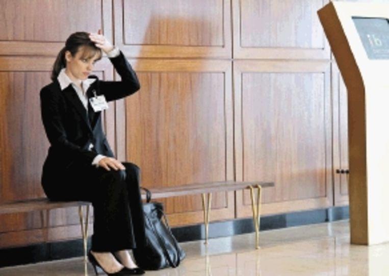 Rachel McAdams als de ambitieuze televisieproducent Becky Fuller. (Trouw) Beeld