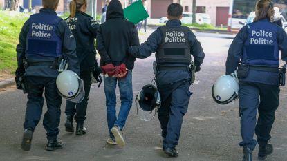 Vijftien verdachten opgepakt bij politieactie Petersboswijk