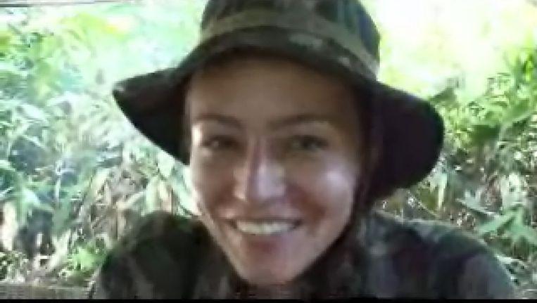Still van een video van Tanja Nijmeijer Beeld ANP