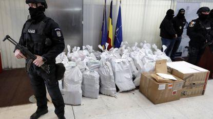 Bijna 200 kilogram cocaïne met straatwaarde van honderden miljoenen euro's opgevist uit Zwarte Zee