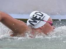 Van Rouwendaal vierde op vijf kilometer open water zwemmen