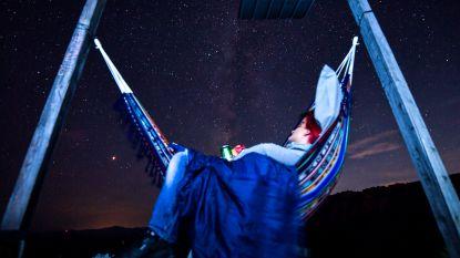 Eén vallende ster per minuut vannacht? Bewolking dreigt roet in het eten te gooien