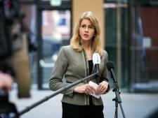 Mona Keijzer: 'Tijd om te laten zien dat vrouw leider kan zijn bij CDA'