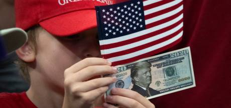 'Rebel' Trump harkt binnen één dag bijna 25 miljoen dollar campagnegeld binnen