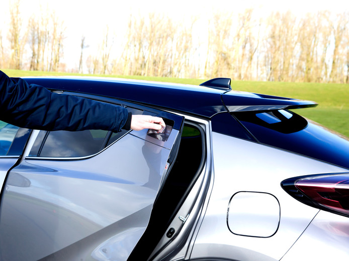 Test Toyota C Hr Aandachttrekker Zonder Stekker Auto Ad Nl