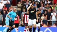 Wéér puntenverlies voor Man United, dat blijft steken op gelijkspel tegen Southampton