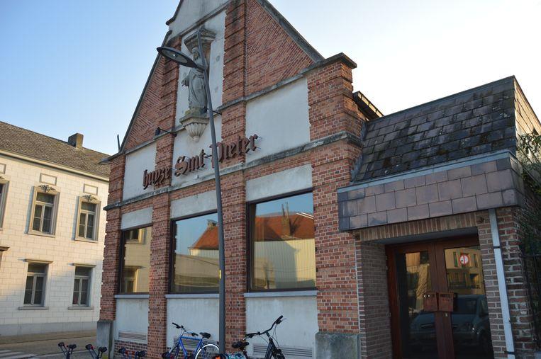 Huyze Sint-Pieter in Welle.