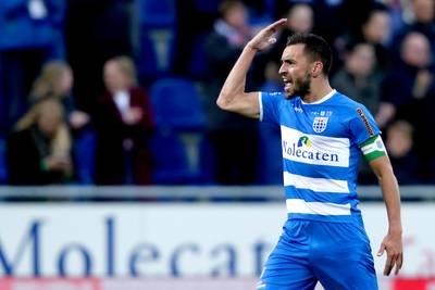 Bram van Polen tekent bij en gaat 14e (!) seizoen in met PEC Zwolle: 'Volgens mijn vrouw is dit mijn