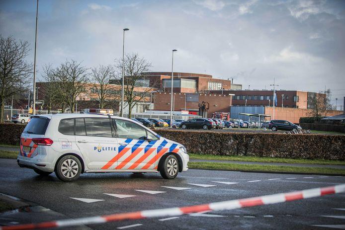 De gevangenis in Zutphen.