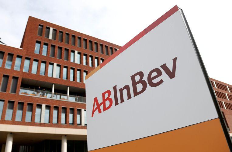 Het hoofdkantoor van AB InBevin Leuven.