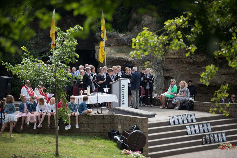 Herdenking 60 jaar ramp Roosburg Zichen-Zussen-Bolder (Riemst)