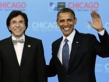 Elio Di Rupo invite Barack Obama en Belgique