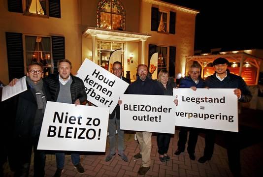 Eerder ging een outletcenter op de grens van Zoetermeer met Bleiswijk niet door.