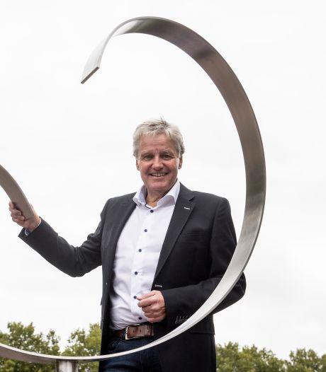 Een nieuwe bezinningstuin in Tiel: 'Plek voor bezinning in deze tijd meer dan ooit nodig'