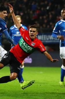 Samenvatting   NEC - FC Den Bosch