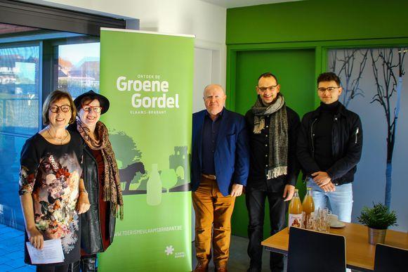 Voorstelling Groene Gordel.