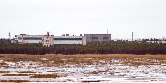 Volgens experts schakelde Rusland meetstations voor radioactiviteit uit na explosie