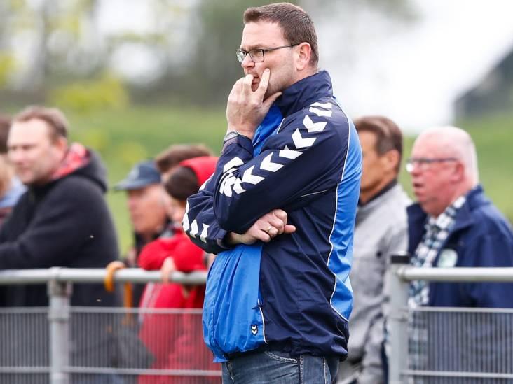 Dit is waarom trainer Patrick de Ruijter na zeven seizoenen Kamerik verlaat