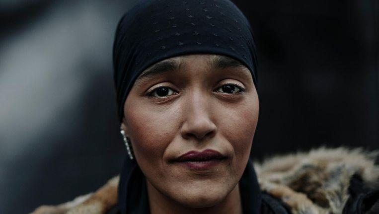 Fatima Boutaka: 'Kinderen krijgen niet dezelfde kansen' Beeld Marc Driessen