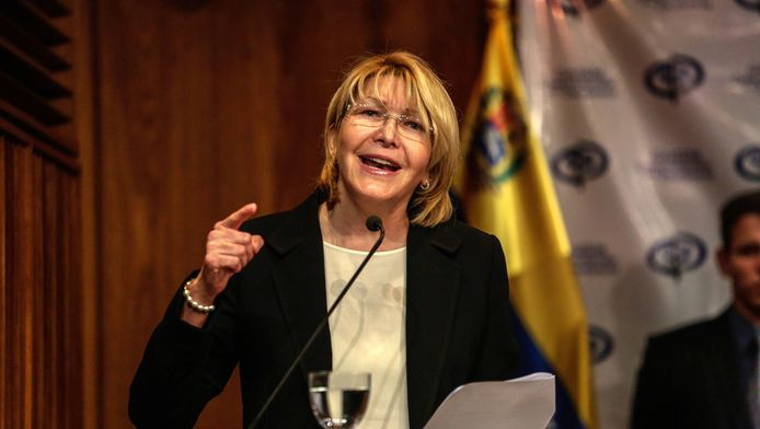 Procureur-generaal Luisa Ortega