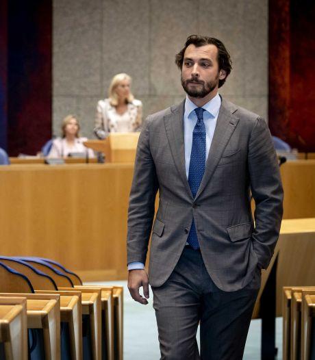 Thierry Baudet stopt als lijsttrekker Forum voor Democratie
