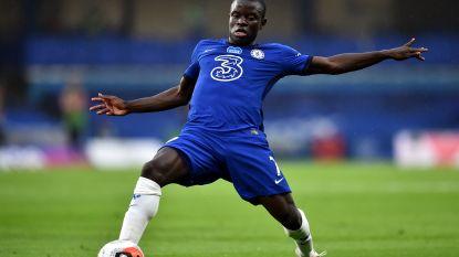 Football Talk (5/7). Kanté (Chelsea) out met hamstringblessure - Luxemburgo test positief op corona