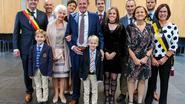 Goud voor Hugo Vandesande en Vera Wolfs