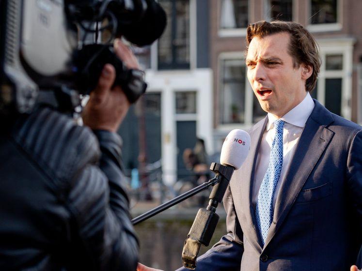 Thierry Baudet uit partijbestuur Forum voor Democratie gezet