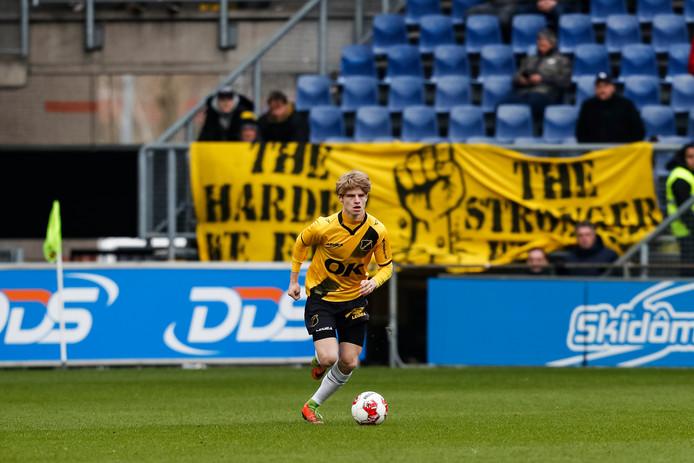 08-03-2020: Voetbal: NAC Breda v Roda JC Kerkrade: Breda  Wout Neelen of NAC Breda