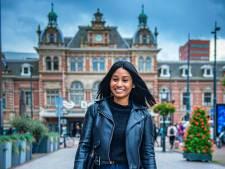 'Ik kom van Aruba en spreek Nederlands, maar soms heb ik er moeite mee'
