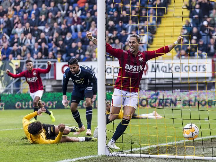 Ook zonder Fran Sol is Willem II favoriet tegen NAC
