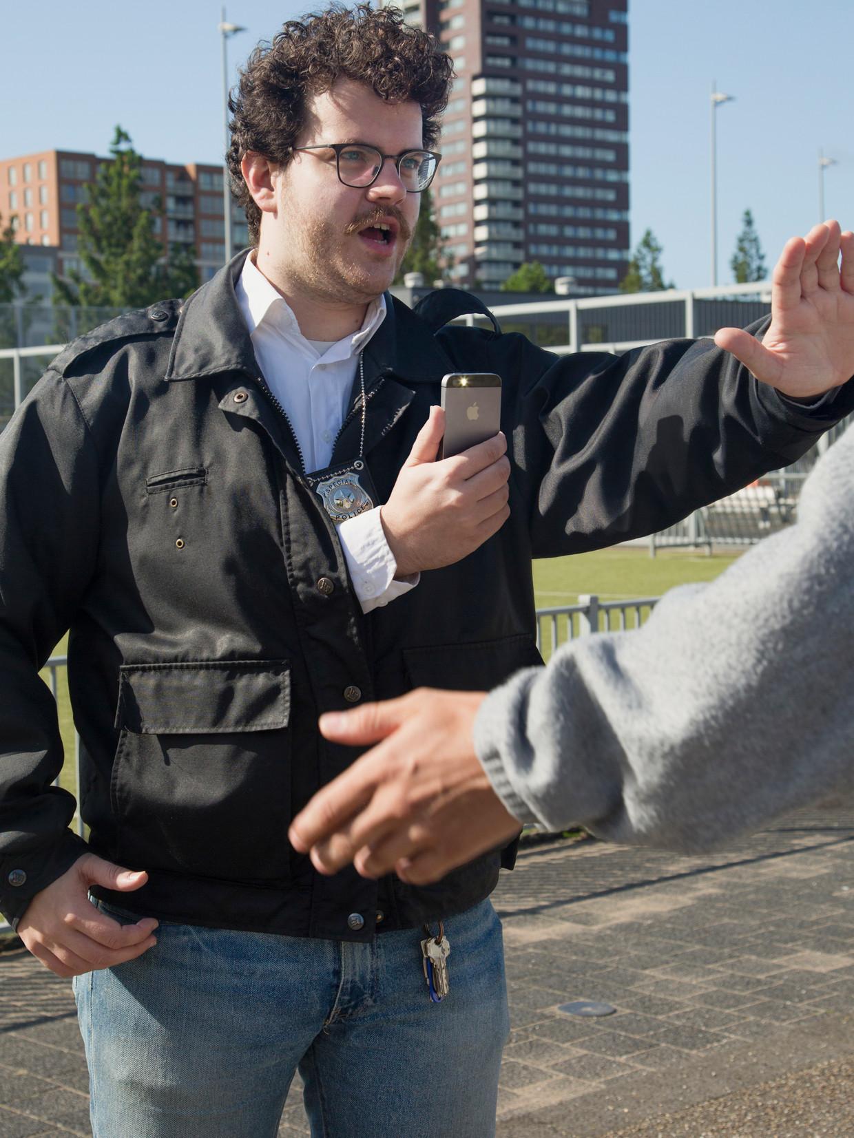 null Beeld Willem de Haan