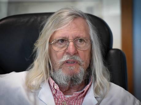 """Didier Raoult vante ses idées et sa carrière: """"Je suis une star des maladies infectieuses"""""""