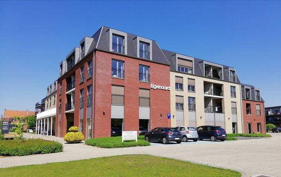 Dienstencentrum Eigenaard in Oud-Turnhout.